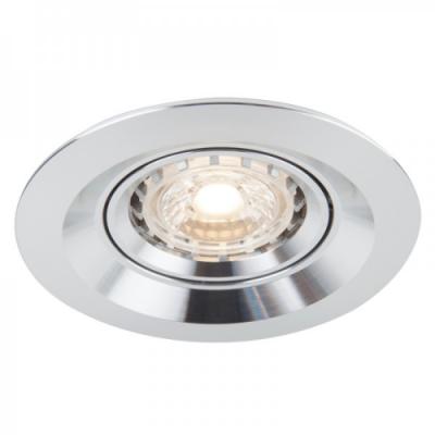 Oprawa sufitowa ALTER LED halogenowa dekoracyjna GU10 okrągła ruchoma aluminium