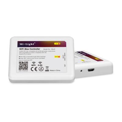 Inteligenty Sterownik Router WiFi LED Strefowy RGBW