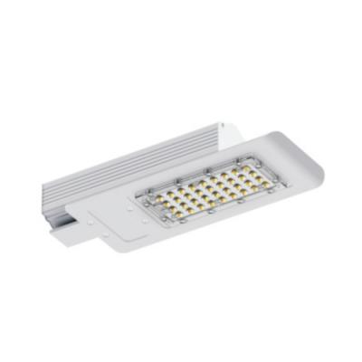 Oprawa słupowa/uliczna LED 40W IP65 5000lm barwa biała neutralna szara