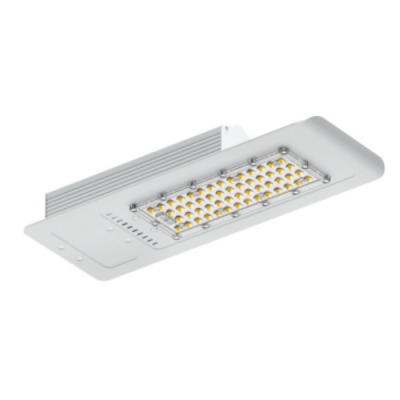 Oprawa słupowa/uliczna LED 60W IP65 7500lm barwa biała neutralna szara