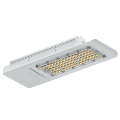 Oprawa słupowa/uliczna LED 90W IP65 11250lm barwa biała neutralna szara