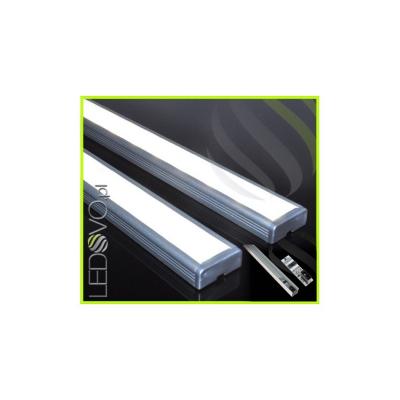 LISTWA LED PODSZAFKOWA Semi 100cm / diody 3528 / biała neutralna + WYŁĄCZNIK