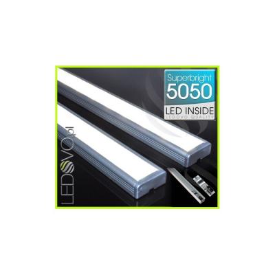 LISTWA LED Semi 5050 / 440 LUMENÓW / biała neutralna / 50cm + WYŁĄCZNIK