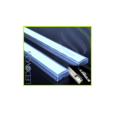 LISTWA LED PODSZAFKOWA Semi 50cm / diody 3528 / biała zimna + ŚCIEMNIACZ