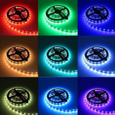 TAŚMA PREMIUM LED RGB Epistar 5050 300 LED /standard/ ROLKA 10 mb