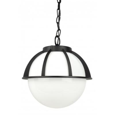 Lampa sufitowa Kule z koszykiem 25 cm