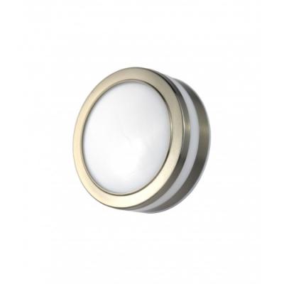 Lampa sufitowa TULA okrągła srebrny