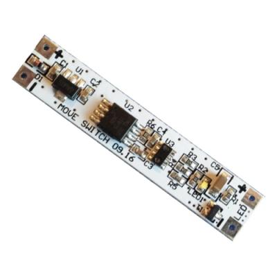 Wyłącznik Bezdotykowy z czujnikiem i ściemniaczem do Profili Aluminiowych