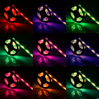 TAŚMA LED RGBW RGB+BIAŁY NEUTRALNY w JEDNEJ DIODZIE/Epistar 5050 150 LED/1 mb