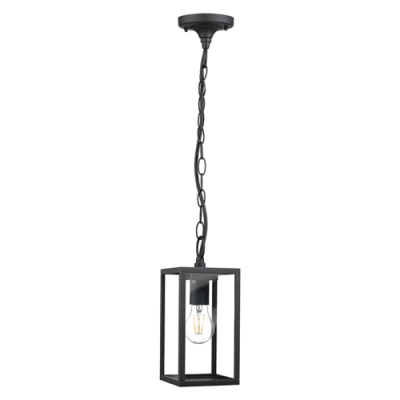 Lampa sufitowa Malmo czarna