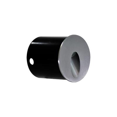 Oprawa Schodowa okrągła Espo LED 3W 230V Aluminium szczotkowane neutralna