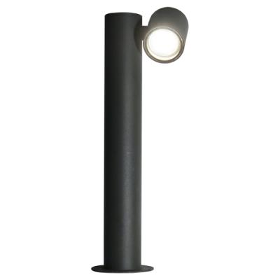 LAMPA ZEWNĘTRZNA STOJĄCA Pino 48 cm czarna regulowana