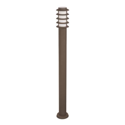 LAMPA ZEWNĘTRZNA STOJĄCA Serena 100 cm brązowa