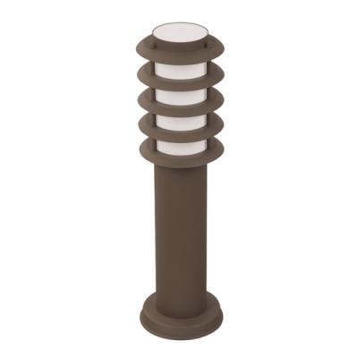 LAMPA ZEWNĘTRZNA STOJĄCA Serena 45 cm brązowa