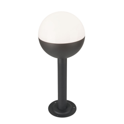 LAMPA ZEWNĘTRZNA STOJĄCA Ulsa 50cm czarna
