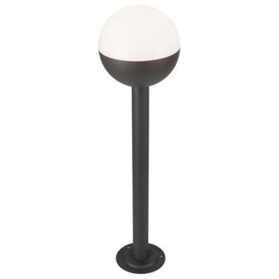 LAMPA ZEWNĘTRZNA STOJĄCA Ulsa 80cm czarna