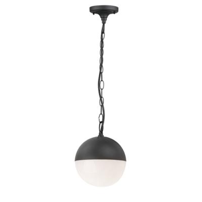 Lampa sufitowa Ulsa czarna