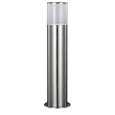 LAMPA ZEWNĘTRZNA STOJĄCA Collum 32 cm satyna