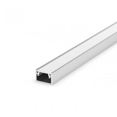 Profil LED Nawierzchniowy TLD4-2 AN z kloszem mlecznym 2m