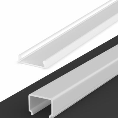 Profil LED Nawierzchniowy TLD4-3 WH z kloszem mlecznym 2m