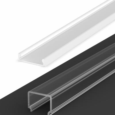Profil LED Nawierzchniowy TLD4-3 WH z kloszem transparentnym 1m