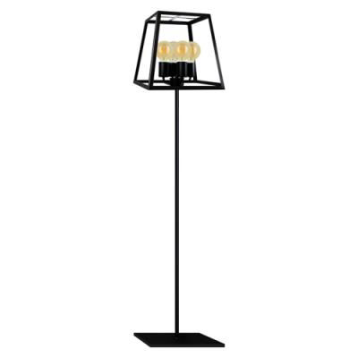 Lampa stojąca Soho E14 czarna