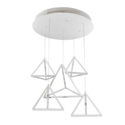 Lampa sufitowa Trójkąt 5 LED