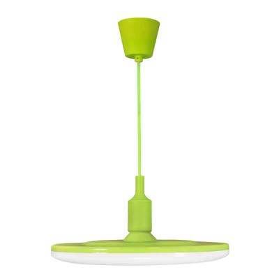 Lampa sufitowa Kiki 15 LED zielona