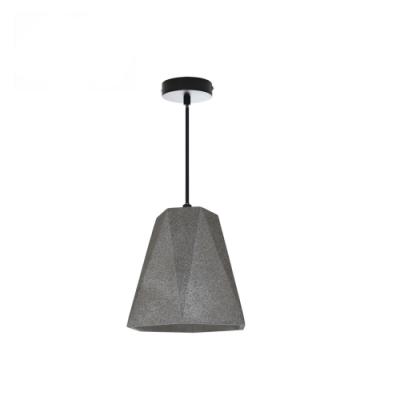 Lampa sufitowa PITTORE E27 czarna