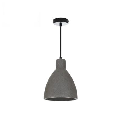 Lampa sufitowa VIGE E27 czarna