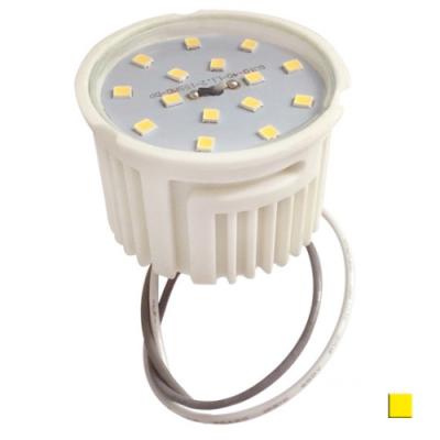 Żarówka LED LEDLINE GU10 halogen 7W SD 50mm biała ciepła ściemnialna
