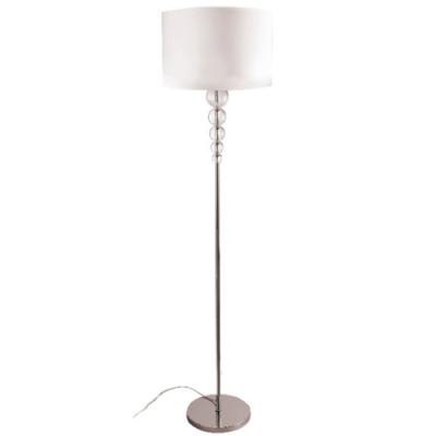 Lampa stojąca Elegance E27 chrom