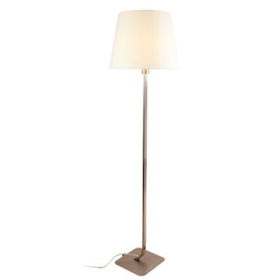 Lampa stojąca Denver E27 kremowa