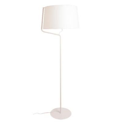 Lampa stojąca Chicago E27 biała