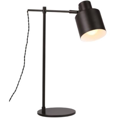 Lampka stołowa Black E27