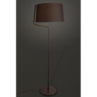 Lampa stojąca Chicago E27 czarna