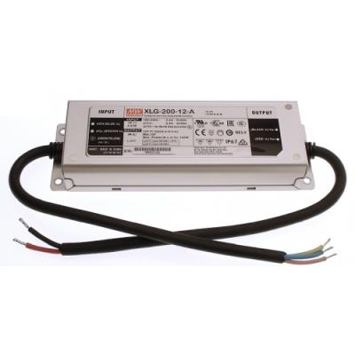 Zasilacz LED XLG 200W 24V IP67 5 LAT GWARANCJI PFC