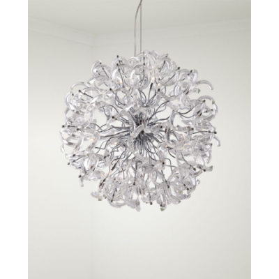 Lampa sufitowa wisząca Genua 10 x G4