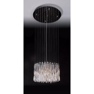 Lampa sufitowa wisząca Bilbao 15 x G4