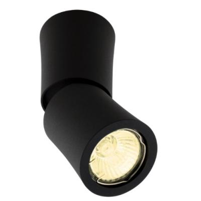 Plafon Dot GU10 czarny