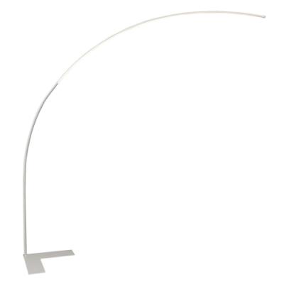 Lampa stojąca Arc 24W biała