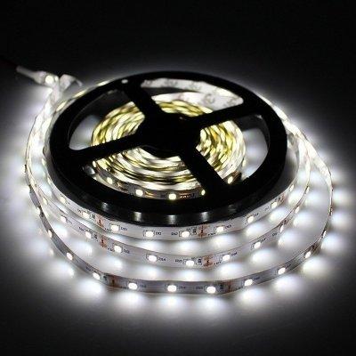 TAŚMA 150 LED / wodoodporna / ROLKA 5 m / BIAŁY ZIMNY