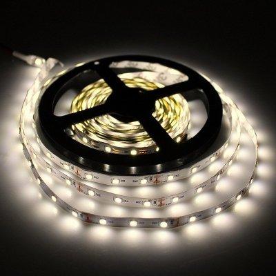 TAŚMA 150 LED / wodoodporna / ROLKA 5 m / BIAŁY NEUTRALNY