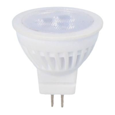 Żarówka LED MR11 SMD10-14V AC/DC 3W 255lm biała ciepła 2700K