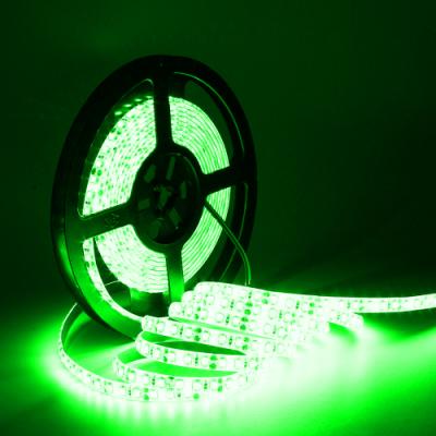 TAŚMA 600 LED 3528 / Wodoodporna IP65 / 1mb / ZIELONA