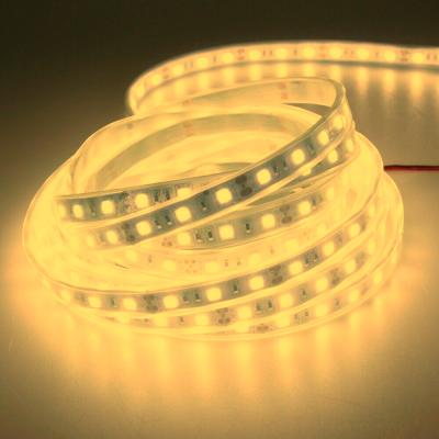 WODOSZCZELNA TAŚMA LED Epistar 300 LED / 5mb / IP68 / CIEPŁA