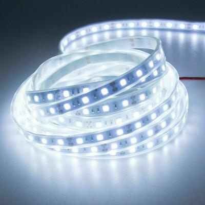 WODOSZCZELNA TAŚMA LED Epistar 300 LED / 5mb / IP68 / ZIMNA