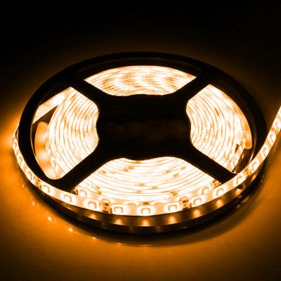 TAŚMA 300 LED 3528 / standard / ROLKA 5 m / POMARAŃCZOWA