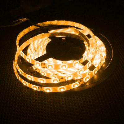 TAŚMA 300 LED / wodoodporna / ROLKA 5 m / POMARAŃCZOWA