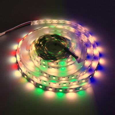 TAŚMA LED RGBW RGB+BIAŁY CIEPŁY / WODOODPORNA /300 LED / 5mb